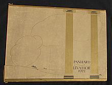 -Catalogue PANHARD & LEVASSOR de 1922