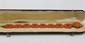 BRACELET, la monture en or jaune, dans son écrin d'origine. XIX ième  Poids brut : 15,1 g