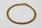 COLLIER en or jaune, maille souple.  Poids brut : 36,1 g