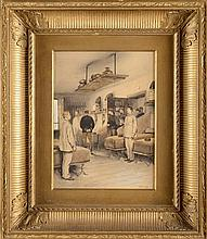 Edouard DETAILLE (1848-1912). Ecole française. « I
