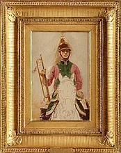 Edouard DETAILLE (1848-1912). Ecole française. - «
