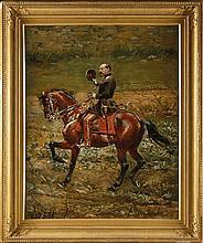 Edouard DETAILLE (1848-1912). Ecole française. « L