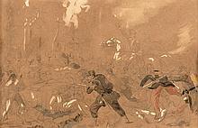 Horace VERNET ( 1789-1863 ) entourage de Ecole FRA