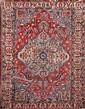 Grand BAKTIAR (Iran) à décor floral géométrique Vers 1970 306 x 210 cm