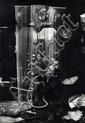 irina Ionesco «La Fumeuse d'Opium», circa 1970. Tirage argentique signé. 39 x 27 cm.