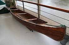 1950 CANOE SEYLER - Constructeur d'embarcations de plaisance...