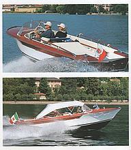 Riva Italie Junior 1958