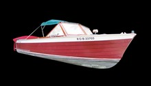 1963 CHRIS-CRAFT SEA SKIFF Type