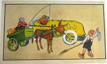 Lot comprenant 3 Lithographies en couleur de FERNEL, 1905.