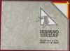 HISPANO SUIZA : Catalogue de présentation des modèles de 1936.