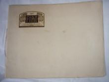 Catalogue FIAT 1907: état magnifique, format à l'italienne, 27,5 cm x 21 cm. Reliure à la cordelette. Publié par LAMBERJACK, Agent exclusif de la marque. 23 pages superbement illustrées.