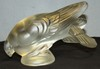 « Colombe », mascotte en verre signée Warren Kessler, 1920-1925, haut : 105 mm, env : 170 mm.