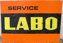 Plaque Service LABO