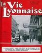 LA VIE LYONNAISE Lot de 1919 à 1969 quasi complet (manque l'année 1937 et incomplet de 1938 à 1942