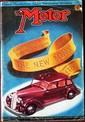MOTORS Collection comprenant 13 cartons de février 1936 à août 1939 avec 6 n°/cartons + 2 cartons pour les années 1922 à 1935