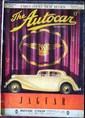 AUTOCAR Collection de 6 cartons comprenant des numéros de 1928 à 1939 avec 10 n°/carton