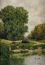 Claude François A. DE MESGRIGNY (1836-1884)