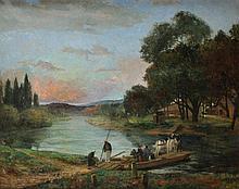 Adolphe Félix CALS (Paris 1810- 1880)