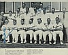 1948 Team Photo cut from cricket book with players