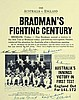 Don Bradman Signed Magazine page with headlines