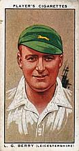 John Player and Sons Cricketers 1934- L.E.G. Ames