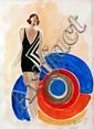 SÓNIA DELAUNAY (1885-1979)