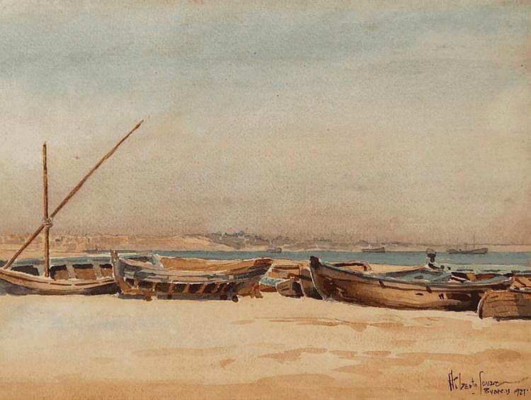 ALBERTO DE SOUSA (1880-1961)