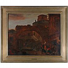 THOMAS WIJK (1616-1677) OR A DISCIPLE