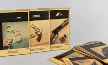 Fire Arms Catalogue Tags