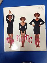 WHITNEY HOUSTON TWO RARE CROMALIN PROOFS