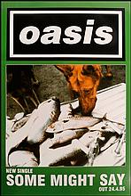 OASIS POSTER FOR SOME MIGHT SAY