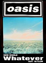 OASIS POSTER FOR WHATEVER