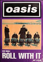 OASIS POSTER FOR ROLL WITH IT