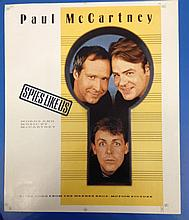 BEATLES PAUL MCCARTNEY SHEET MUSIC PROOF