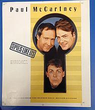 BEATLES PAUL MCCARTNEY SHEET MUSIC PROOF