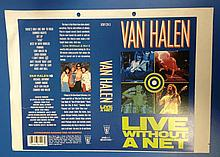 VAN HALEN ORIGINAL PROOF