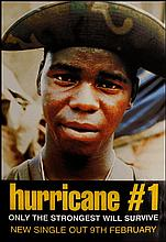 HURRICANE NUMBER 1 POSTER
