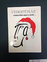 T'PAU A SIGNED CHRISTMAS CARD