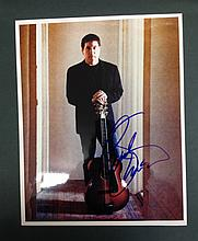 PAUL SIMON SIGNED 8X10 PHOTO
