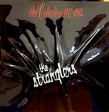 THE STRANGLERS VERY RARE IN-STORE 3D DISPLAY