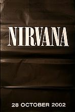 NIRVANA UK PROMOTIONAL POSTER