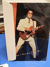 ELVIS PRESLEY POSTCARD SINGLE