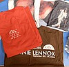 EURYTHMICS ANNIE LENNOX AND STING T SHIRTS