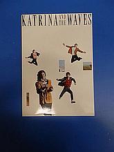 Katrina and the Waves press office publicity folder.