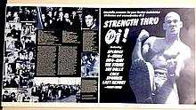 OI STRENGTH THRU OI ORIGINAL SKINHEAD ALBUM PROOF