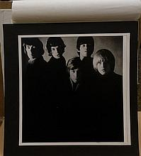 ROLLING STONES SUPER RARE ORIGINAL PRODUCTION PHOTO