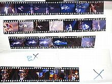 SAXON  Original set of 25 Photographic transparencies