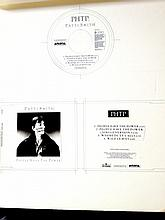 PATTI SMITH THE ORIGINAL PRODUCTION ARTWORK FOR PEOPLE HAVE THE POWER SINGLE
