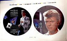 DAVID BOWIE RARE PROOF FOR PICTURE DISC