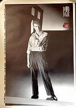 DAVID BOWIE ORIGINAL  PROOF FOR POSTER